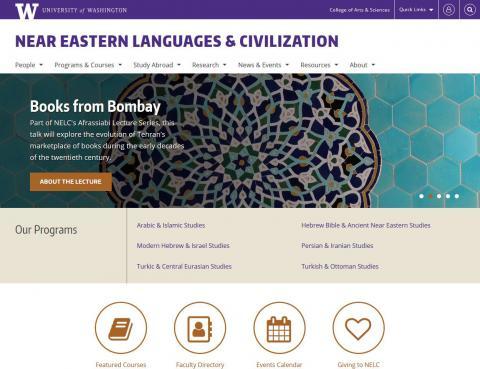 UW Near Eastern Languages & Civilization