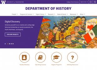 UW Department of History