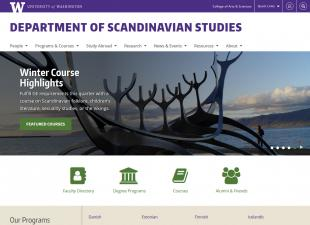 UW Department of Scandinavian Studies