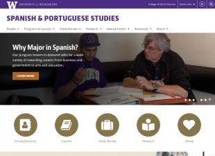 UW Department of Spanish & Portuguese Studies