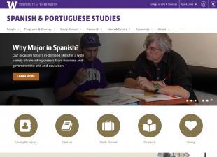 UW Department of Spanish & Portuguese Studies